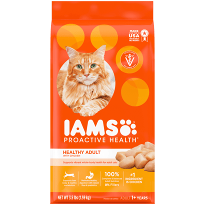 IAMS™ PROACTIVE HEALTH™ HEALTHY ADULT WITH CHICKEN