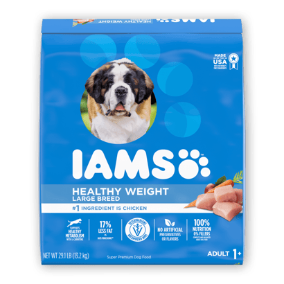 IAMS™ HEALTHY WEIGHT LARGE BREED
